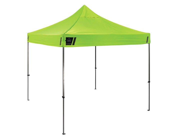 SHAX® 6000 Heavy Duty Commercial Pop-Up Tent, 10ft x 10ft