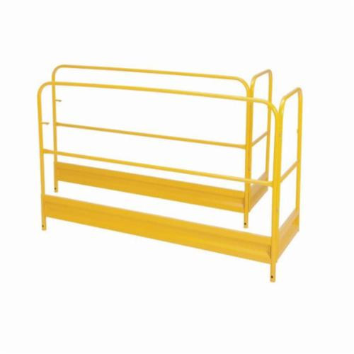 Louisville® PK736A Handrail Assembly -  6 ft -  For Use With Louisville® ST0X06A Series Rolling Tower Scaffolds -  Steel