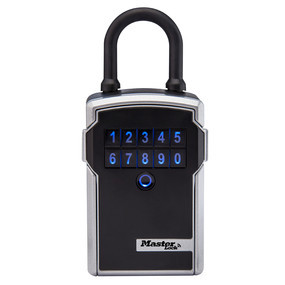 Master Lock® Bluetooth® Portable Lock Box for Business Applications