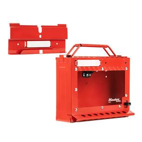 Master Lock® S3650 Group Lock Box w/ Wall Mounting Bracket