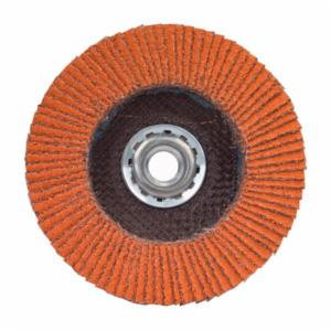 Norton® Blaze® 66261098290 Type 27 Flat Coated Flap Disc -  4-1/2 in Dia -  5/8-11 -  40 Grit -  Coarse Grade
