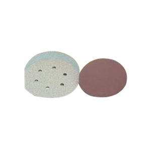Norton® 66261131454 Open Coated Disc Roll -  5 in Dia -  No Hole -  400 Grit -  Extra Fine Grade -  Aluminum Oxide Abrasive