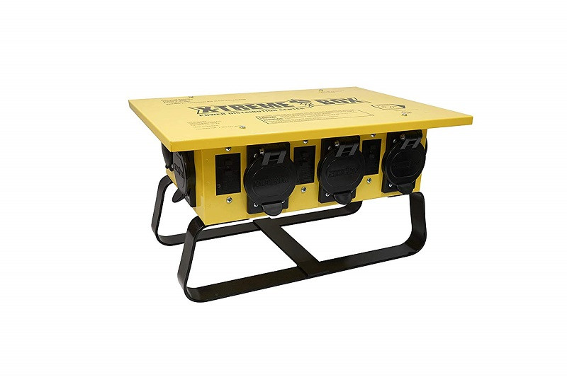 For Sale Extreme Box Power Distribution Center for Temporary Power or Events