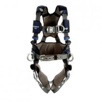 ExoFit™ Construction Style Positioning Harness, 3 D-Rings