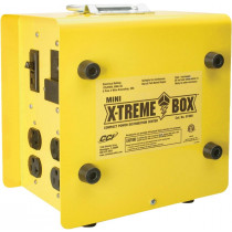 Mini X-Treme Box™ Compact Power Distribution Center, 30 Amp