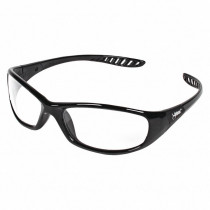 Hellraiser™ Safety Glasses, Flex-Point Temples, Clear Lens