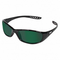 Hellraiser™ Safety Glasses, Flex-Point Temples, IRUV Shade 3 Lens