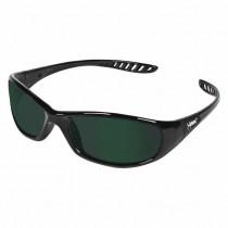 Hellraiser™ Safety Glasses, Flex-Point Temples, IRUV Shade 5 Lens