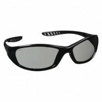 Hellraiser™ Safety Glasses, Flex-Point Temples, Smoke Lens