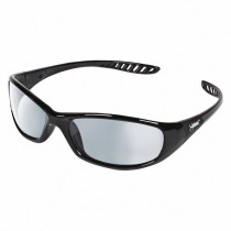 Hellraiser™ Safety Glasses, Flex-Point Temples, Indoor/Outdoor Lens