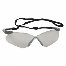Nemesis™ VL Safety Glasses, Gunmetal Frame, I/O Lens