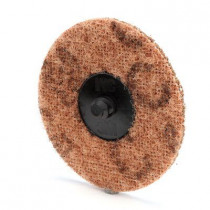 Scotch-Brite™ Roloc™ Surface Conditioning Disc, TR, 3 in x NH A CRS