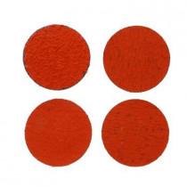 "3M™Roloc™ 777F TR Button Style PSA Close Coated Abrasive Disc, 3"" Dia, 120 Grit"