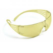 3M™ SecureFit™ 200 Series Protective Eyewear, Amber Anti-Fog Lens