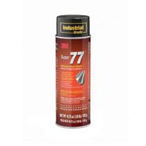 Scotch-Weld™ Super 77™ 021200-21210 Multi-Purpose Spray Adhesive - 24 fl-oz Aerosol Can - Liquid - Clear - 0.726