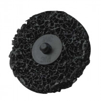 3M™ Scotch-Brite™ CR-DH Hook and Loop Coating Removal Disc - 7 in Dia - No Hole - Silicon Carbide Abrasive