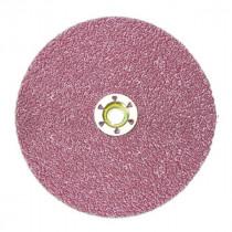 Cubitron™ II 982C Type GL Coated Quick Change Abrasive Disc - 7 in Dia - 5/8-11 Arbor - 36 Grit - Extra Coarse Grade