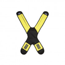 3M™ DBI-SALA® Shoulder and back pad w/ velcro attachment to harness and built-in lanyard keepers