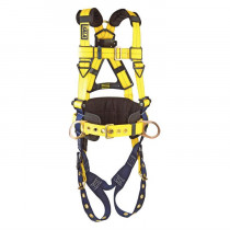 Delta™ Construction Style Positioning Full Body Harness
