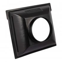 "Abatement Technologies® 12"" Diameter Molded Inlet Manifold Collar"