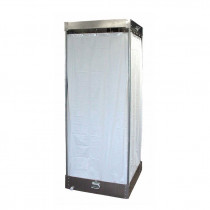 """EASY UP™ S4000EU Collapsible Decontamination Shower, 30""""x30""""x81"""""""