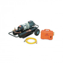 AIR® Portable Breathing Air Compressor System -  2 hp -  115/230 VAC -  6.8 cfm -  110 psi