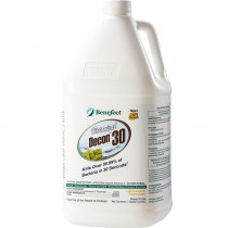 Benefect® Botanical Decon 30 Disinfectant Cleaner, 1 Gallon