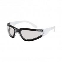 CrossFire® Shield Foam Lined Safety Eyewear, I/O Frame, I/O AF Lens