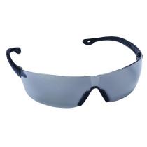 Cordova Jackal™ Safety Glasses, Black Matte Frame, Gray Lens