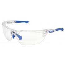 Dominator™ DM3 Safety Glasses, Clear Frame, Clear MAX6® Anti-Fog Lens
