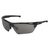 Dominator™ DM3 Safety Glasses, Black Frame, Black Mirror MAX36® Dual Coat Lens