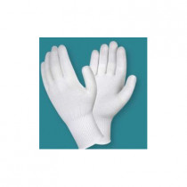 Cordova FB-C3730 Thermal Glove Liner -  L -  White -  Hollow Core Polyester Fiber