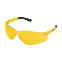 MCR Safety BearKat® BK1 Series Safety Glasses, Amber Scratch Resistant Lens