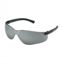 MCR Safety BearKat® BK1 Series Safety Glasses, Silver Mirror Scratch Resistant Lens