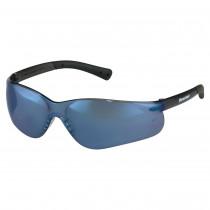 MCR Safety BearKat® BK3 Value Series Safety Glasses, Blue Mirror Lens Color