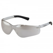 MCR Safety BearKat® BK3 Value Series Safety Glasses, I/O Clear Mirror Lens Color