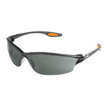 MCR Safety Law® LW2 Series Dielectric Safety Glasses, Gray Lens