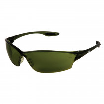 MCR Safety Law® LW2 Series Welding Safety Glasses, Green Lens, Filter Shade 5.0