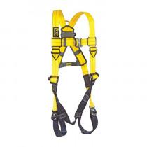 Delta™ Vest-Style Harness, Tech-Lite™ Quick-Connect Buckle Leg Straps