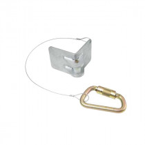 Ez-Lite Edge Protector Bracket Assembly with Carabiner