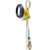 Rollgliss™ R550 Rescue & Descent Device, Yellow, 50'