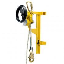 Rollgliss™ R550 Rescue & Descent Device, Yellow, 100'