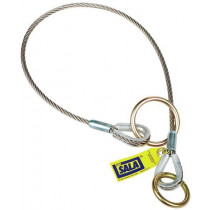 DBI-SALA® Cable Tie-Off Adaptor, 4 ft. (1.2m)