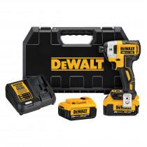 "DeWALT® 20V MAX* 1/4"" Cordless Impact Driver Kit (4.0AH)"