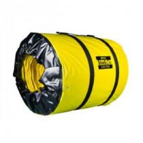 Dri-Eaz® F405 Semi-Rigid Extension Duct -  12 in Dia x 25 ft L -  PVC Coated Polyester Fabric