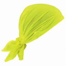 Chill-Its® 6710CT Evap. Cooling Triangle Hat w/Cooling Towel