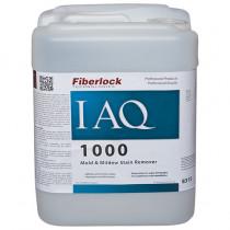 Fiberlock IAQ 1000 Mold & Mildew Stain Remover, 5 Gallon