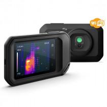 "FLIR® C5 Compact Thermal Camera, 160x120 IR Sensor, 3-1/2"" Screen"