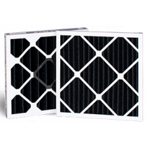 Carbon Air Filter, Pleated, 18 x 24 x 2