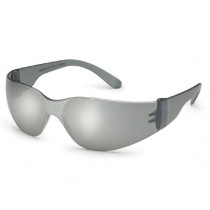 StarLite® Safety Glasses, Gray Temple, Gray Lens